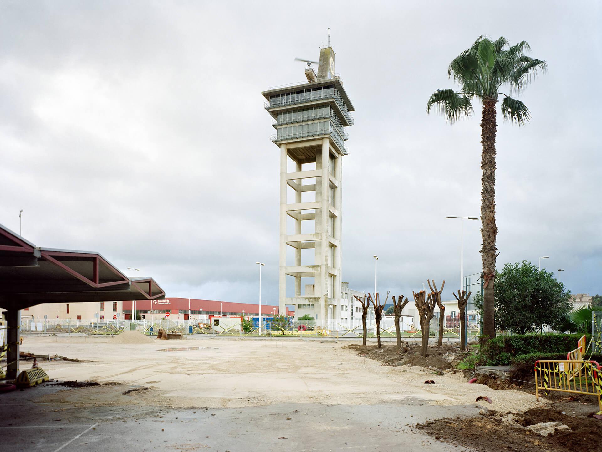 Port industriel d'Algésiras en Espagne.